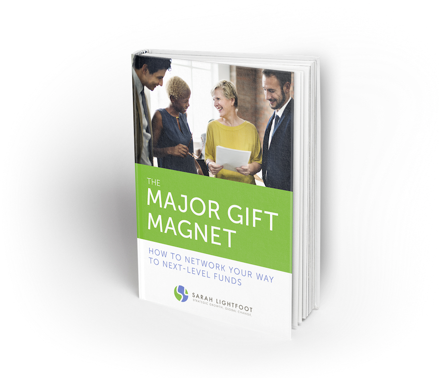 Ebook: The Major Gift Magnet | How to network your way to next-level funds